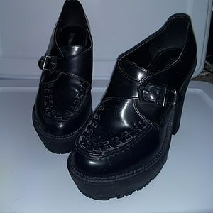 Shoes - Oxford Creepers